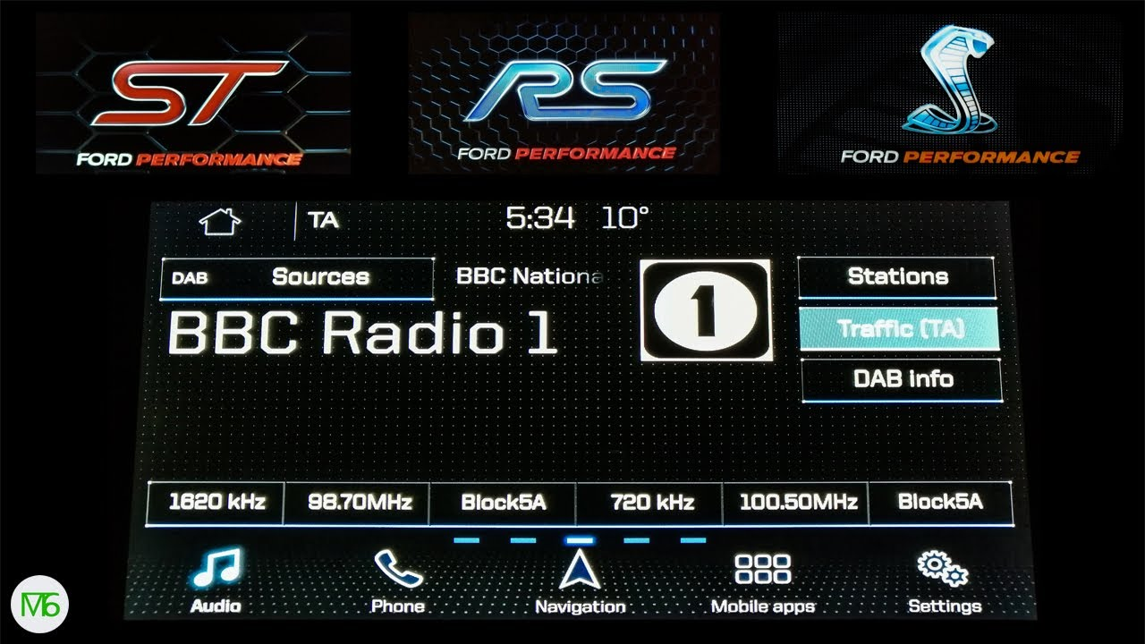 How To Change The Ford Sync 3 Theme Youtube