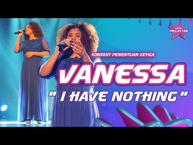 Vanessa buktikan diri bintang antarabangsa dengan I Have Nothing Whitney Houston   Ceria Megastar
