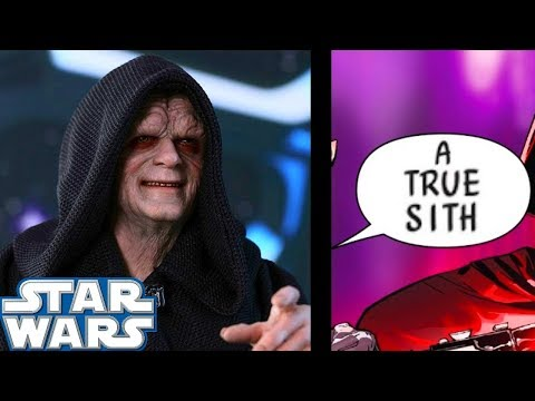 The DUMBEST MISTAKE That Sidious NEVER Realized He Made!(Also 1313 Update) - Star Wars Explained