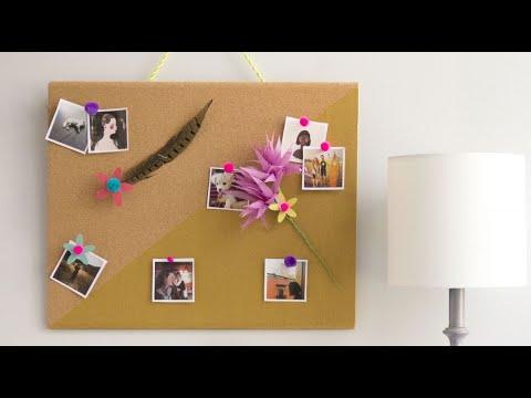 33-awesome-diy-cork-board-decor-diy-organization-for-your-room-design-ideas