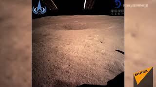 """""""Чанъэ-4"""" сделал первый снимок обратной стороны Луны"""