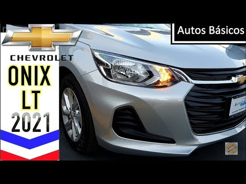 Chevrolet Onix LT 2021 Version Intermedia