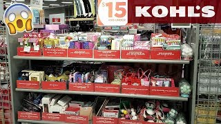 KOHL'S CHRISTMAS STOCKING STUFFER IDEAS BEAUTY LIP BALM 2018