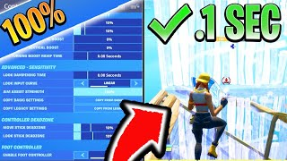 #1 SETTING YOU NEED TO CHANGE... ITS OP! BEST Fortnite Settings PS4/XBOX! (Fortnite BEST Settings)