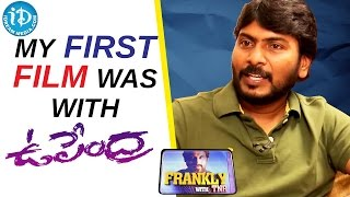 My first film was with upendra - sampath nandi || frankly with tnr ||talking movies
