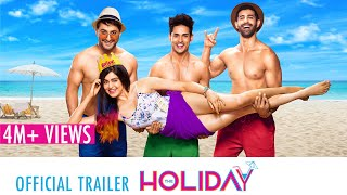 The Holiday | Official Trailer | Priyank, Adah, Aashim, Veer | Episode 1 and 2 Out Now