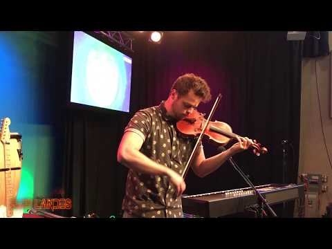 Numb - Linkin Park | Rob Landes Violin Cover (with loop pedal)