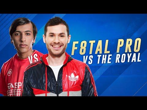 FIFA 17 - F8TAL PRO - VS THE ROYAL !