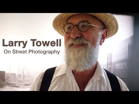 Magnum Photographer Larry Towell On Street Photography