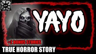 YAYO | TAGALOG HORROR STORY | (TRUE HORROR STORY)