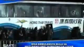 Manila Hostage Taking GMA 7  Full Coverage - August 23, 2010