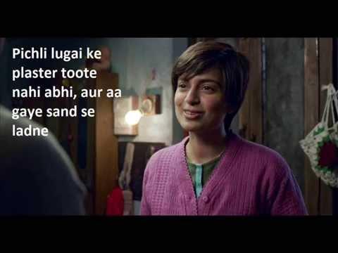 """best dialogues from """"Tanu Weds Manu Returns"""""""