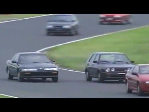 DA6 Vs. @ Tsukuba - Best Motoring