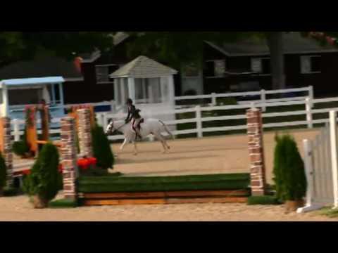 Video of BLUE MOON ridden by LAUREN REID from ShowNet!