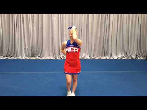 MVMS Tryout Dance 2017 (NCA Short Dance Back To Music)