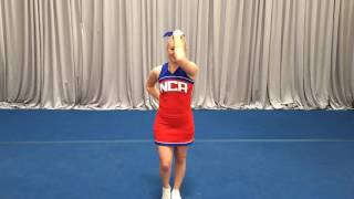 mvms tryout dance 2017 nca short dance back to music