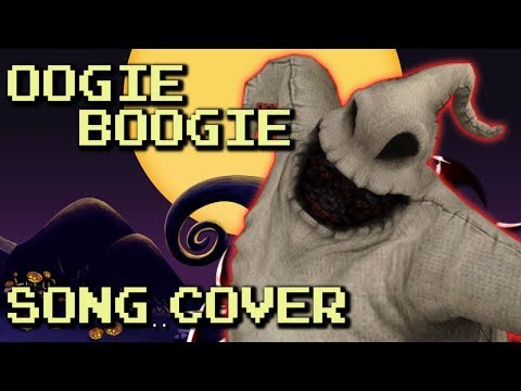 Oogie Boogie's Song - djsmell cover (ft. Kathy-chan★)