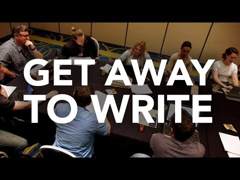 Get Away to Write: UCR's Low Residency MFA in Creative Writing