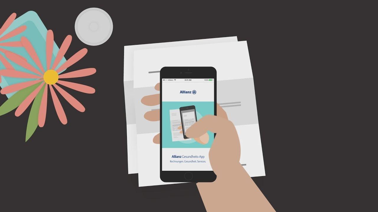 So Funktioniert Die Allianz Gesundheits App