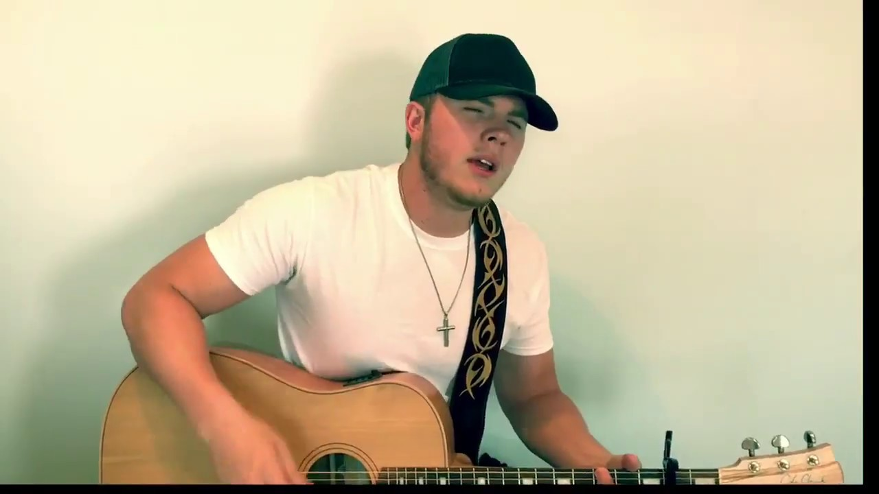 Chris Stapleton- Broken Halos  (Gyth Rigdon Cover)