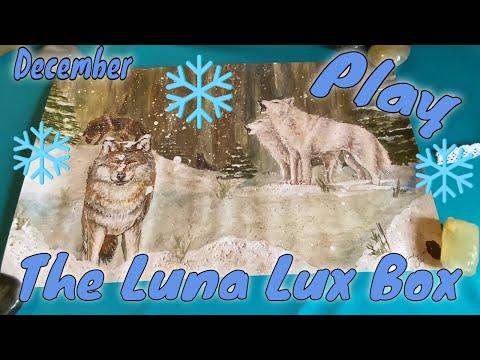 The Luna Lux Box ~ December
