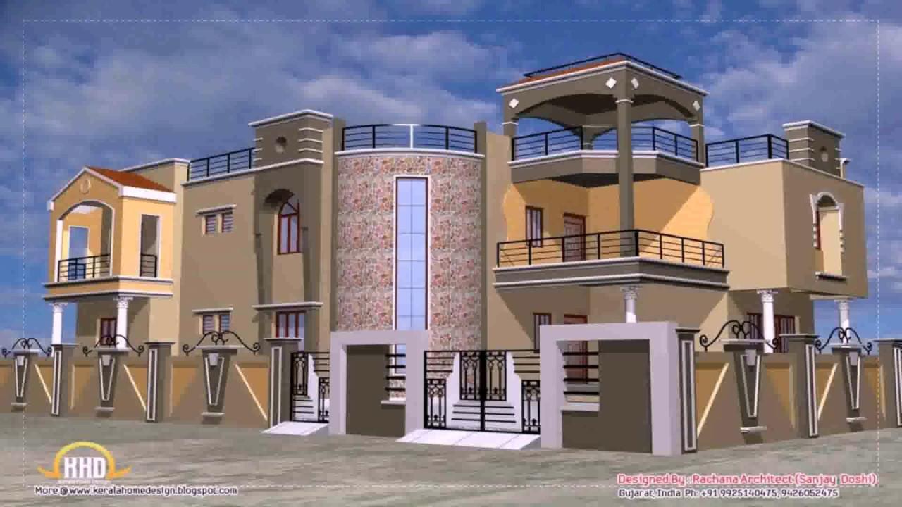 House Main Gate Design India Gif Maker