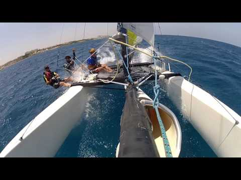 extreme sailing cyprus