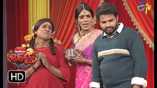 Hyper Aadi, Raising Raju Performance | Jabardasth | 18th January 2018   | ETV  Telugu