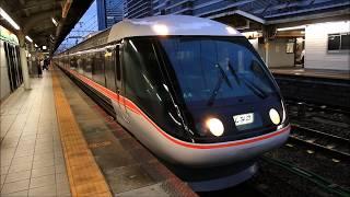 特急諏訪しなの号(回送列車)名古屋駅発車