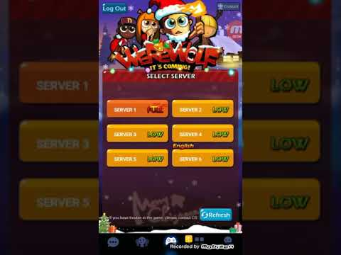Cara Wed Di Werewolf Party Game - Werewolf Party  Indonesia