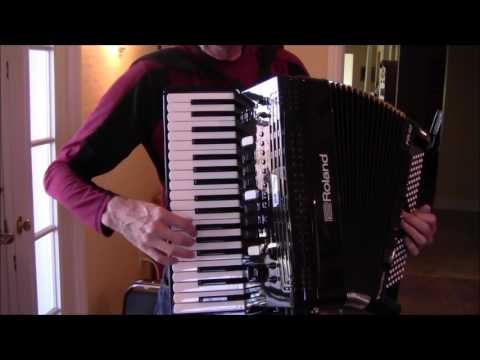 Roland FR4x accordion German Restaurant Favorites
