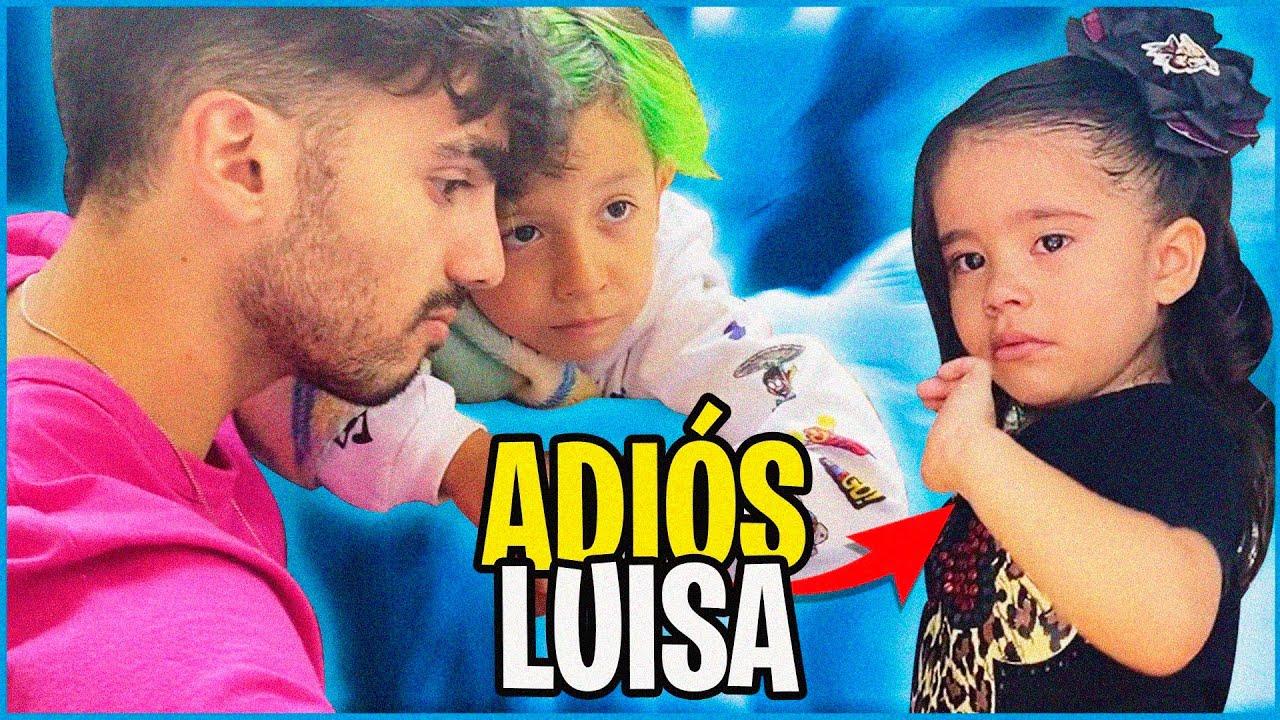 ADIÓS LUISA!!