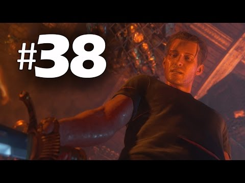 Uncharted 4 A Thief's End Part 38 - Chapter 22 - Gameplay Walkthrough PS4