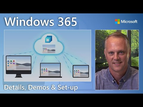 Windows 365, your Cloud PC | What it is, how it works, and how to set it up