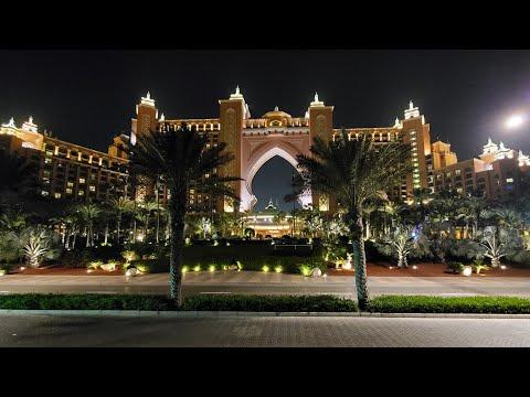 Dubai Marina to Atlantis Hotel Dubai, Dubai Travel