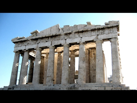 How Was The Parthenon of Athens Built - Ancient Greek Engine
