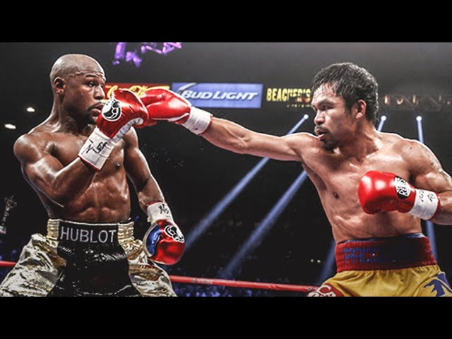 MULTI-MILLION DOLLAR OFFER for Manny Pacquiao to fight Floyd Mayweather Jr. in the Middle East