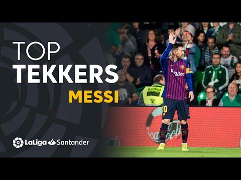 LaLiga Tekkers: Messi pone en pie al Villamarín