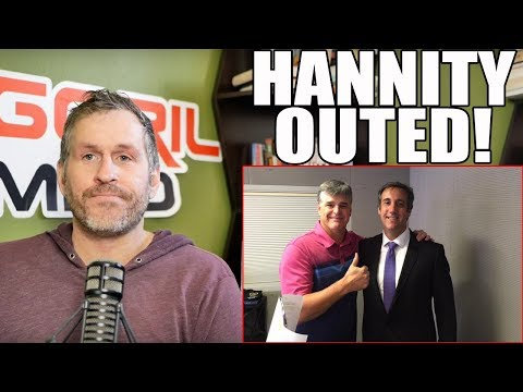 Sean Hannity Named as Michael Cohen's Third Client in Alinsky Court Ruling