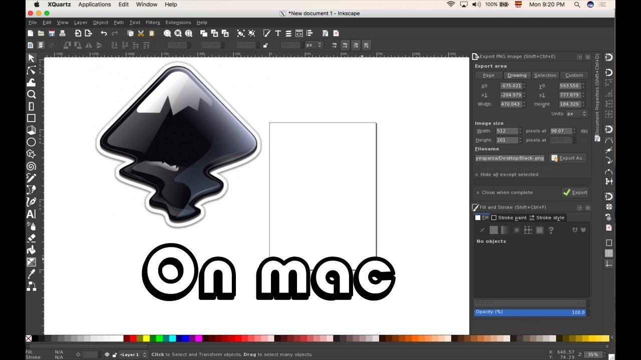 download inkscape for mac