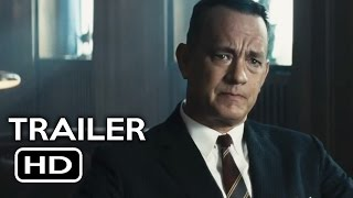 Bridge of Spies Trailer (2015) Tom Hanks Thriller Movie HD