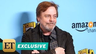 EXCLUSIVE: Mark Hamill Says He Was 'Blissfully Unaware' of Harrison Ford and Carrie Fisher's Affa…