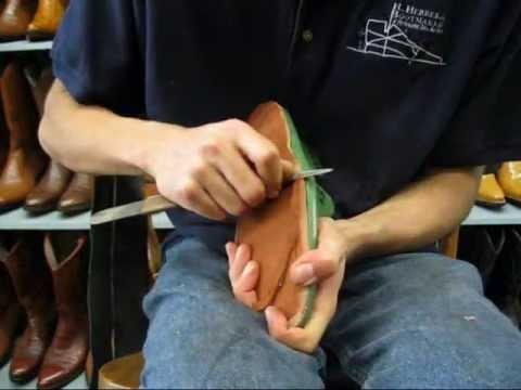 A Shoemaker's Knife