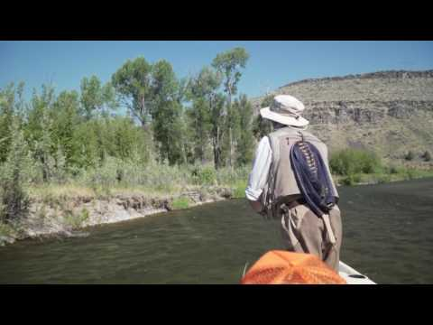 How To Fish a  Streamer from a Boat - from RIO Products   AvidMax