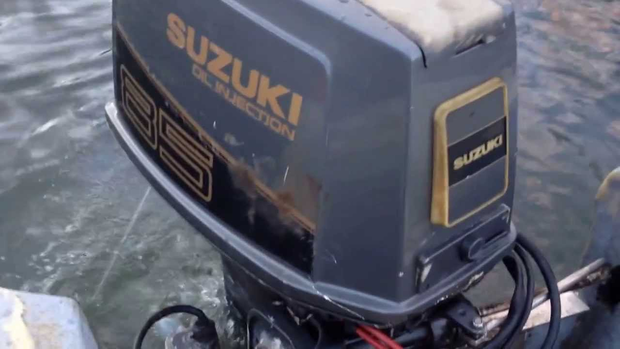 Suzuki  Hp Outboard Oil Injection