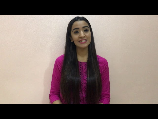 Divija Gambhir | Introduction | India's Miss TGPC Season-7 Contestant