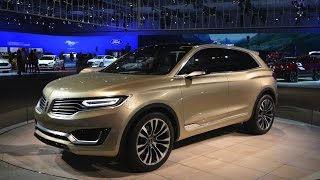 Lincoln MKT Concept Pictures