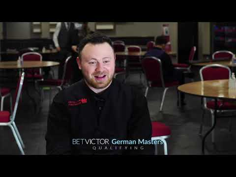 BetVictor German Masters Q   Jones Overcomes Taylor To Reach Round Two