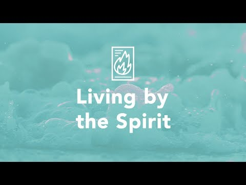 Living By The Spirit - Bruce Downes The Catholic Guy