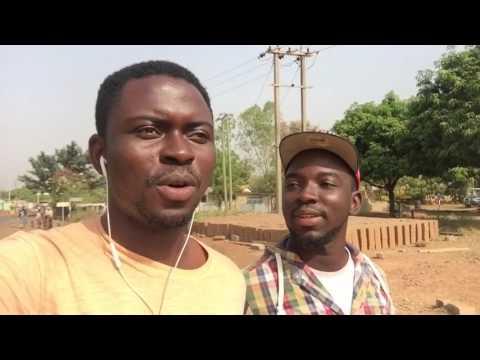 Trip to Tamale - Northern region of Ghana - Pre Damba festival